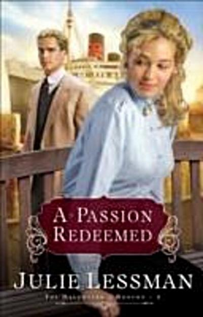 Passion Redeemed (The Daughters of Boston Book #2)