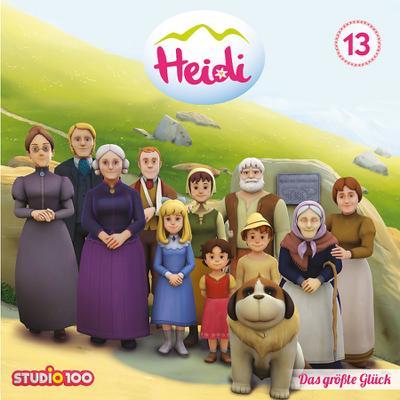 Heidi (CGI) 13: Das größte Glück u.a.