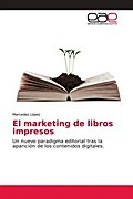 El marketing de libros impresos