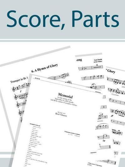 Trust in Jesus - Instrumental Score and Parts