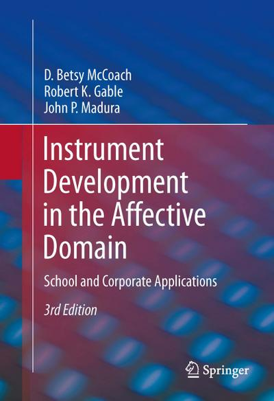 Instrument Development in the Affective Domain