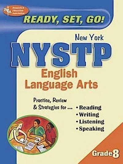 NY-NYSTP English Language Arts 8th Grade