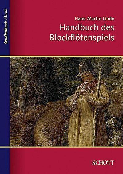 Handbuch des Blockflötenspiels