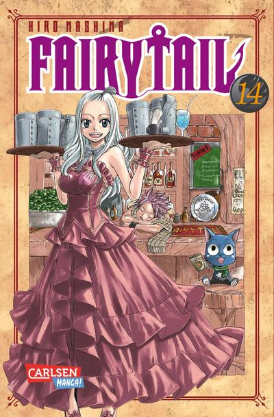 Fairy Tail. Bd.14