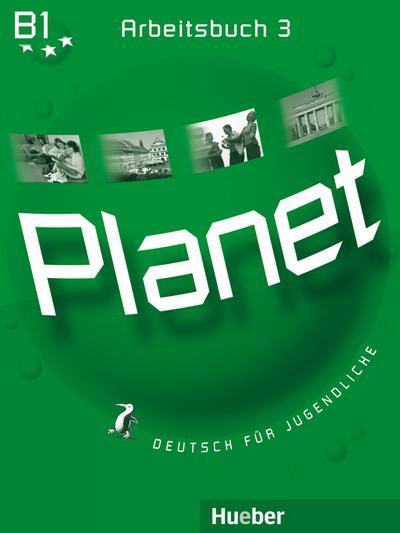 Planet 3. Arbeitsbuch