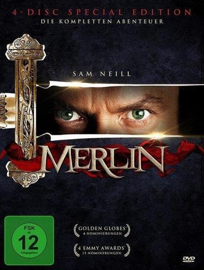 Merlin - Die komplette Serie