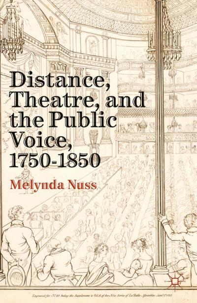 Distance, Theatre, and the Public Voice, 1750–1850