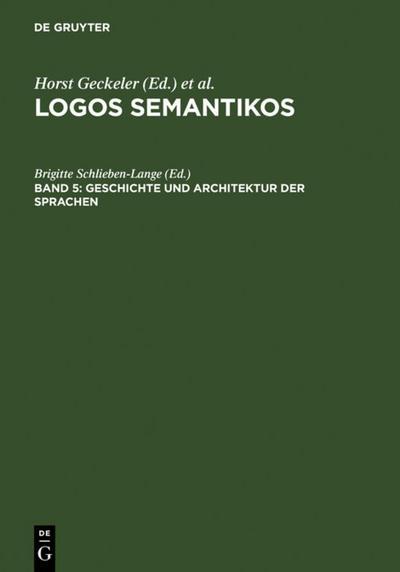 Geschichte und Architektur der Sprachen