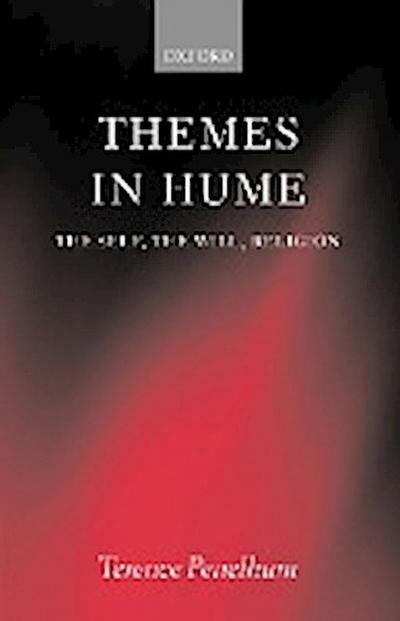 Themes in Hume: The Self, the Will, Religion