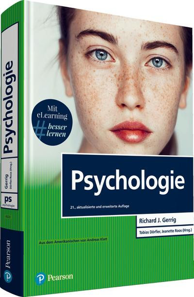 Psychologie mit E-Learning 'MyLab | Psychologie'