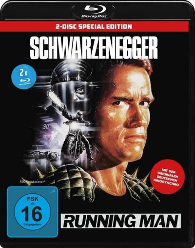Running Man (2-Disc Softbox inkl. Bonus) (Blu-Ray)