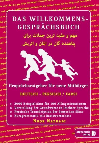 Das Willkommens-Gesprächsbuch Deutsch - Persisch/Farsi