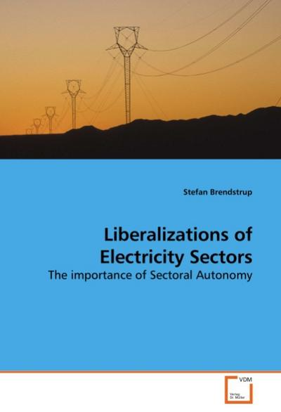 Liberalizations of Electricity Sectors
