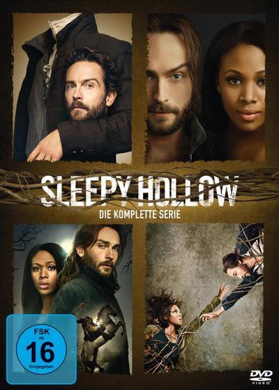 Sleepy Hollow Complete Box