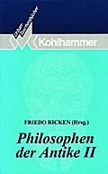 Philosophen der Antike II (Urban-Taschenbücher, Band 459)