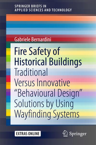 Fire Safety of Historical Buildings