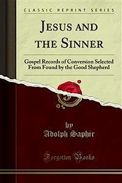 Jesus and the Sinner