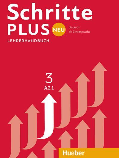 Schritte plus Neu 3. Lehrerhandbuch