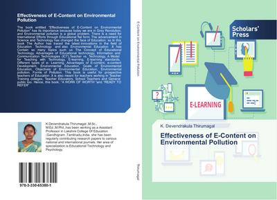 Effectiveness of E-Content on Environmental Pollution