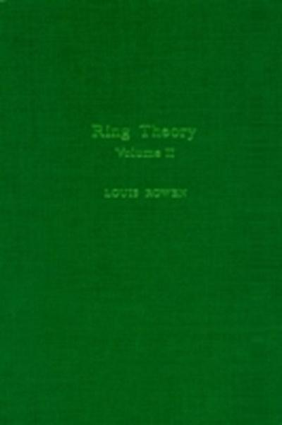 Ring Theory V2