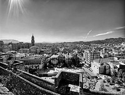 Malaga - 500 Teile (Puzzle)