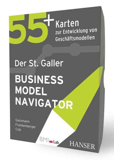 Der St. Galler Business Modell Navigator