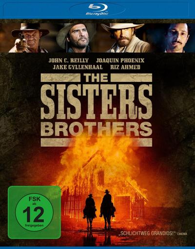 The Sisters Brothers BD