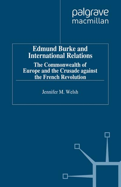 Edmund Burke and International Relations
