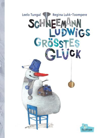 Schneemann Ludwigs größtes Glück