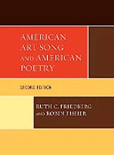 American Art Song and American Poetry