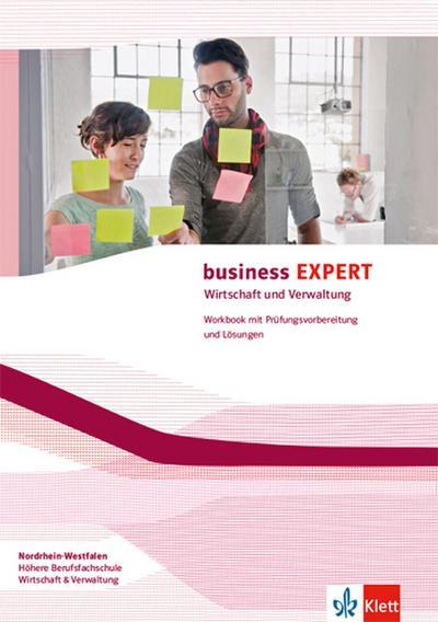 Business EXPERT Nordrhein-Westfalen / Workbook mit Prüfungsvorbereitung und herausnehmbaren Lösungen