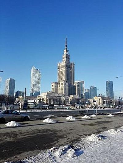 Warschau - 1.000 Teile (Puzzle)