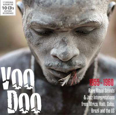 Voodoo - Rare Ritual Sounds & Jazz Interpretations