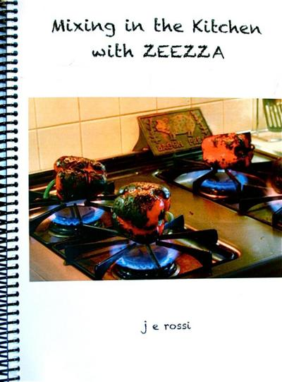 Mixing in the Kitchen with ZEEZZA