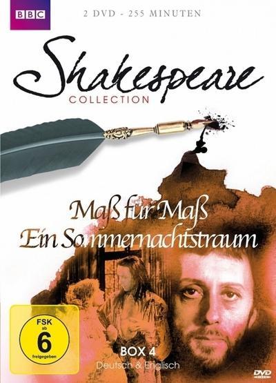 Shakespeare Collection 4: Maß für Maß / Ein Sommernachtstraum