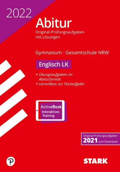 STARK Abiturprüfung NRW 2022 - Englisch LK
