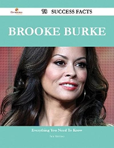 Brooke Burke 78 Success Facts - Everything you need to know about Brooke Burke