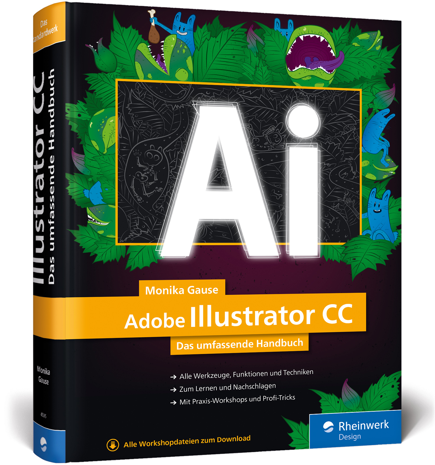 Adobe Illustrator CC Monika Gause