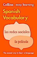 Easy Learning Spanish Vocabulary (Collins Eas ...