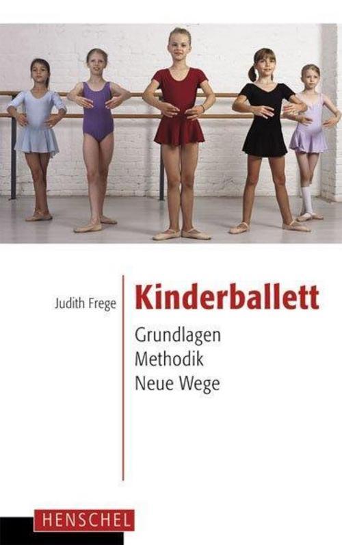 Kinderballett, Judith Frege