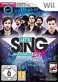 Let's Sing 2019 mit deutschen Hits (Nintendo WII)