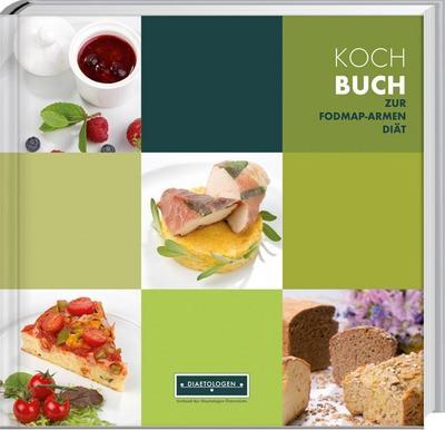 Kochbuch zur FODMAP-armen Diät