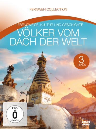 Völker vom Dach der Welt, 3 DVD