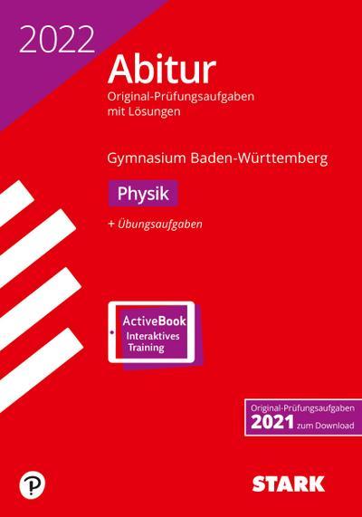 STARK Abiturprüfung BaWü 2022 - Physik