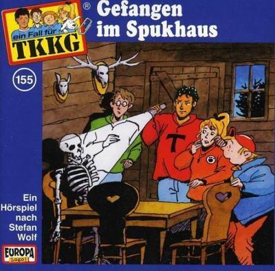 155/Gefangen im Spukhaus