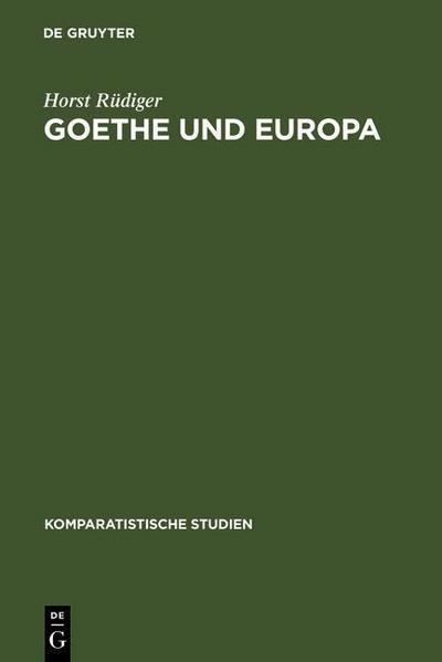 Goethe und Europa