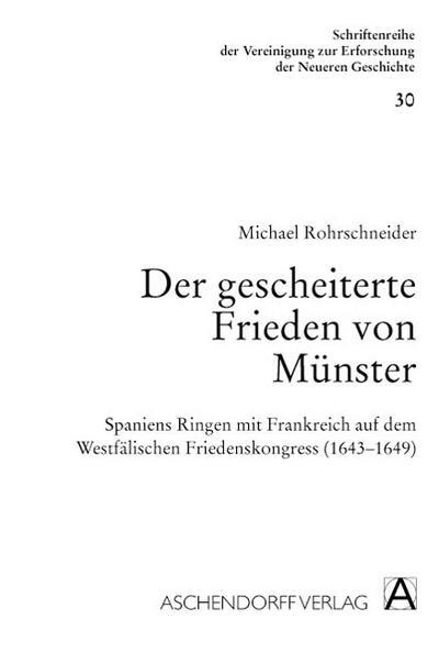 Der gescheiterte Frieden von Münster