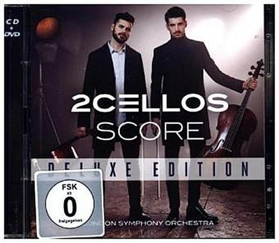 Score (Deluxe Edition/CD+DVD)