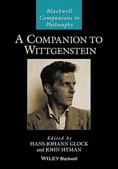 A Companion to Wittgenstein