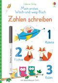 Mein erstes Wisch-und-weg-Buch: Zahlen schreiben
